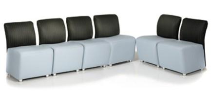 Cambridge Single Reception Seats