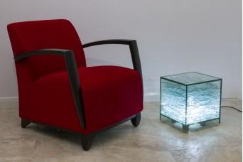 Cornflake Cube LED Light Table