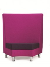 Crystal High Back Breakout Soft seating