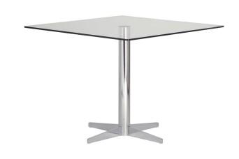 Custom Classic Cross Base Elbow Table