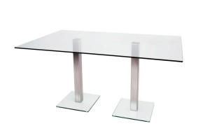 Custom Dual Elbow Table