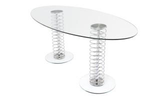 Custom Dual Entertainer Table