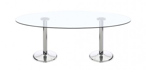Dual Global Elbow Dining table