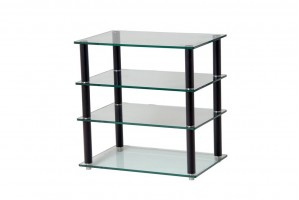 GEM Separates Glass Hi Fi Stand
