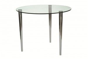 Pin Glass Dining Table