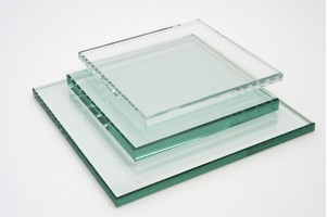 Square or Rectangle Glass Tops to Size with UV Bonded Fitting