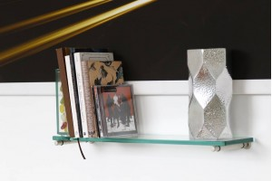 Toughened Glass Shelves Made to Order