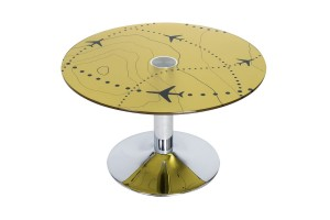 Trumpet Knee Home Table