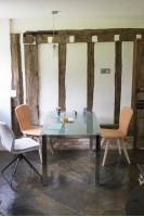 Union Glass Dining Table