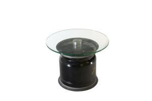 Concept glass F1 Wheel Table