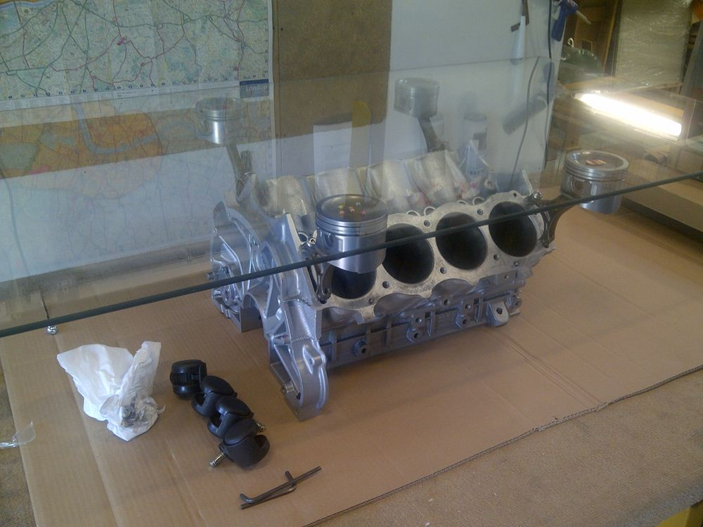 The V8 Table