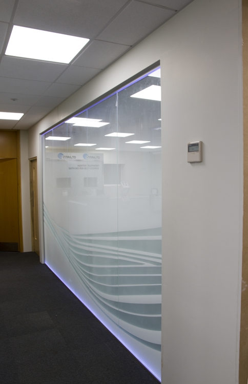 Site Installations of Glass