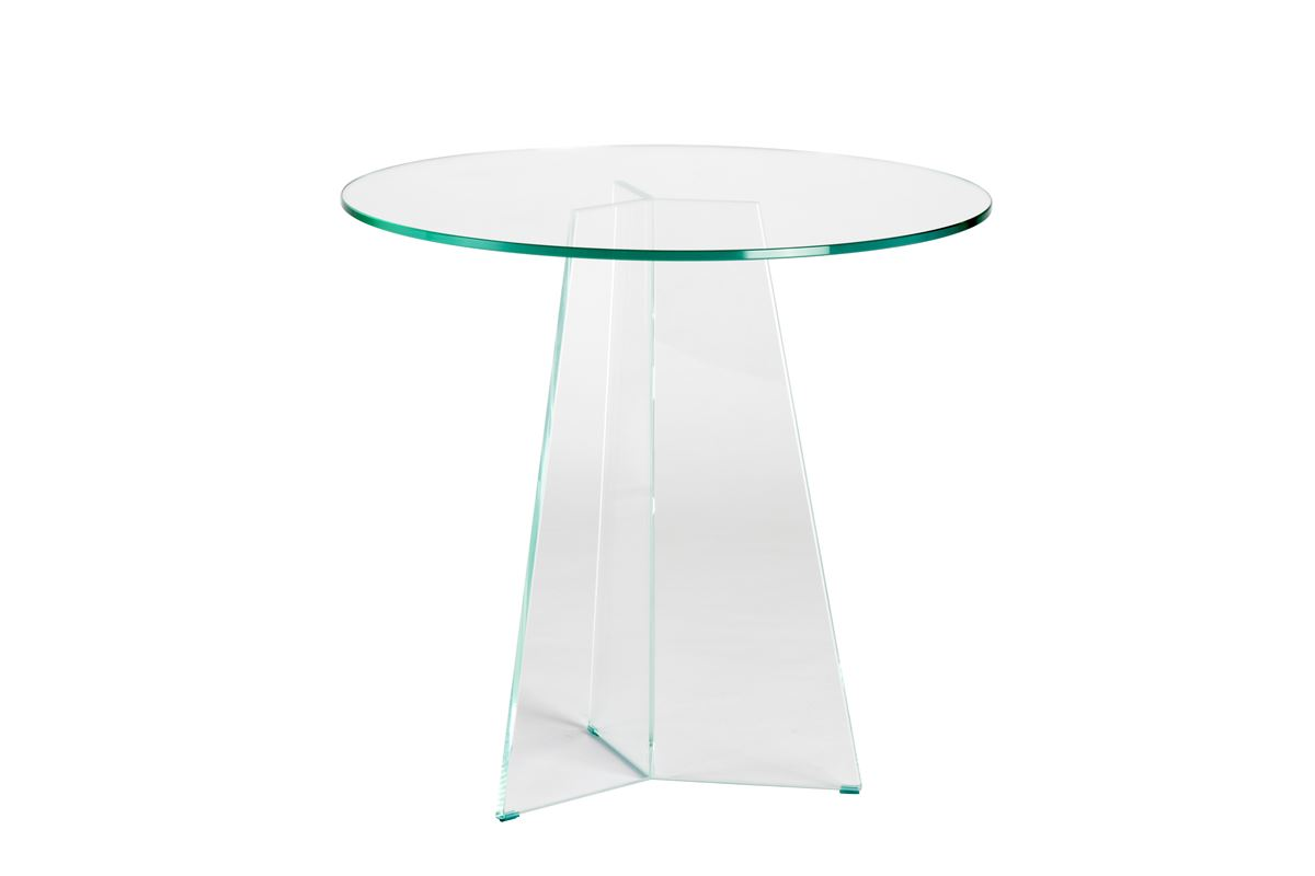Low Iron 120 Degrees Office Table