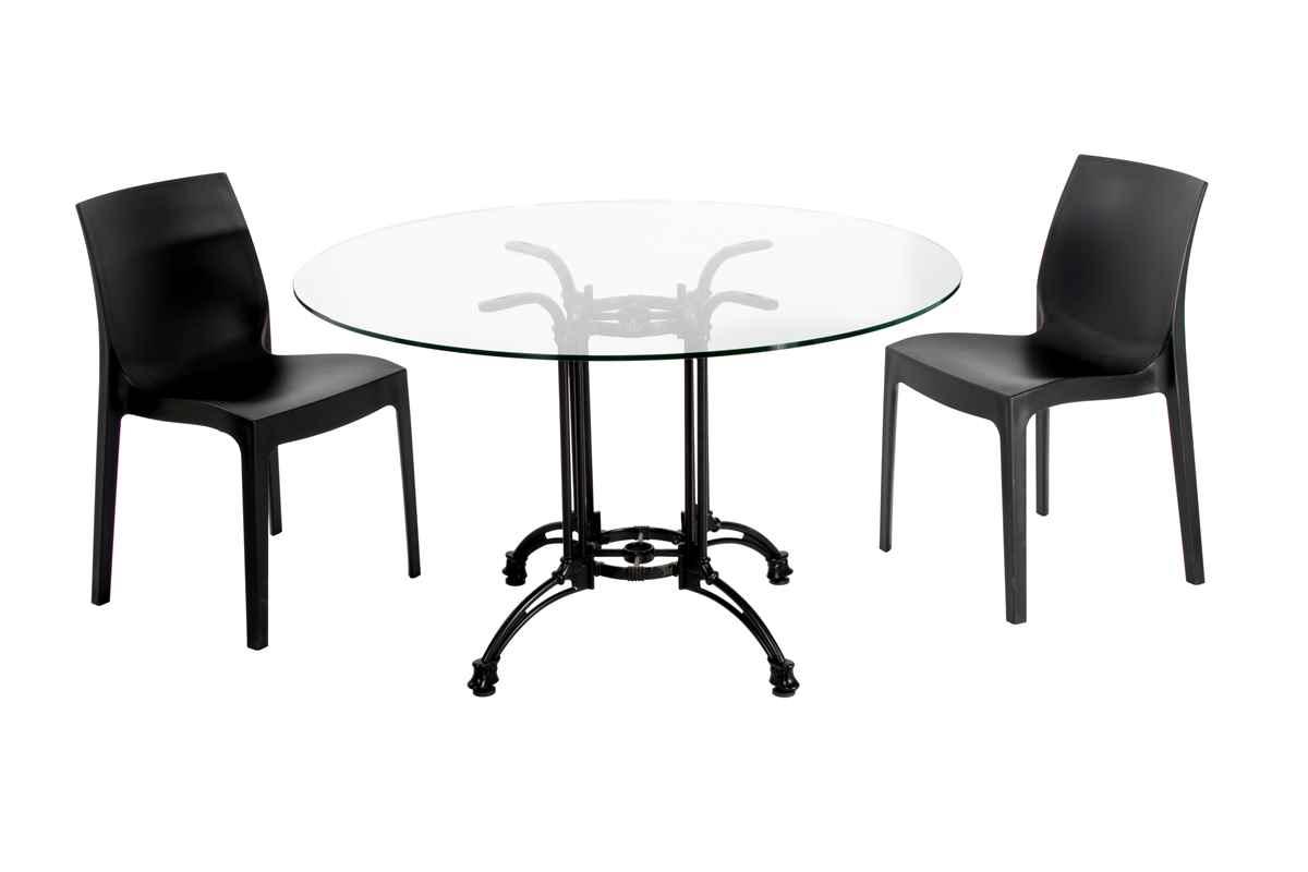 Custom Cast Outdoor Table